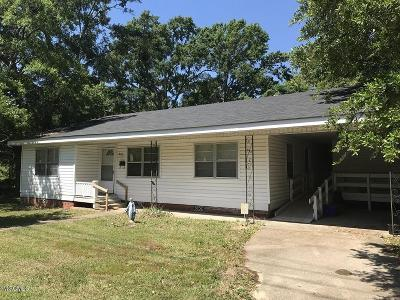 Biloxi Single Family Home For Sale: 265 Bohn St