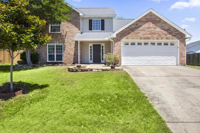 Biloxi Single Family Home For Sale: 1594 Birkshire Ct