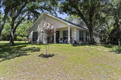 Gulfport Single Family Home For Sale: 16105 Herbage Dr