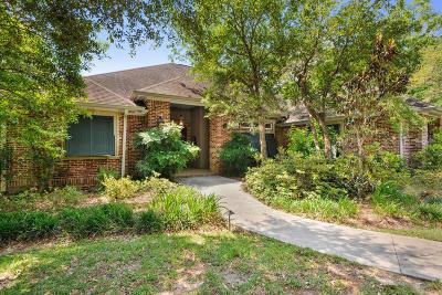 Pass Christian Single Family Home For Sale: 24389 Oak Island Dr