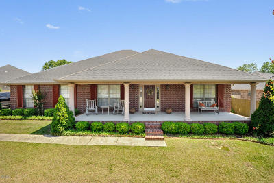 Gulfport Single Family Home For Sale: 17181 Excalibur Cir