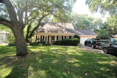 Gulfport Single Family Home For Sale: 2356 Park Place Dr