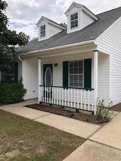 Biloxi MS Single Family Home For Sale: $105,000