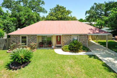 Bay St. Louis Single Family Home For Sale: 107 Carre Ct