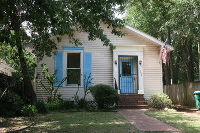 Gulfport Single Family Home For Sale: 3402 12th St
