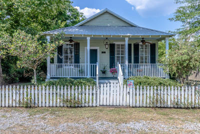 Bay St. Louis Single Family Home For Sale: 311 Saint George St