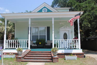 Biloxi Single Family Home For Sale: 138 Seal Ave