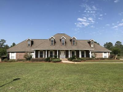 Gulfport Single Family Home For Sale: 12895 Coles Cv
