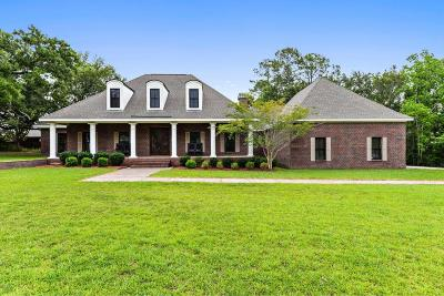 Ocean Springs Single Family Home For Sale: 5506 Caymus Cv