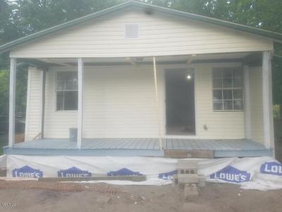 Biloxi MS Single Family Home For Sale: $69,900