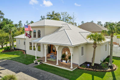 Gulfport Single Family Home For Sale: 12447 Windance Dr