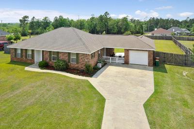 Saucier Single Family Home For Sale: 21785 Ridgeview Dr