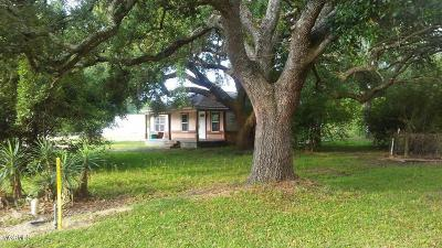 Long Beach Single Family Home For Sale: 6015 Daugherty Rd
