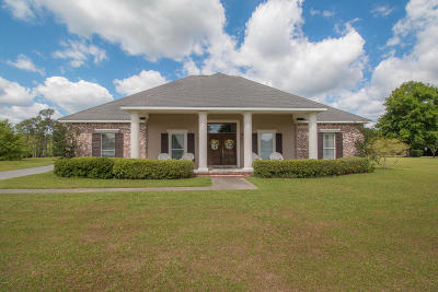 Gulfport Single Family Home For Sale: 19396 Champion Cir