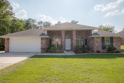 Biloxi Single Family Home For Sale: 15291 S Shadow Creek Dr