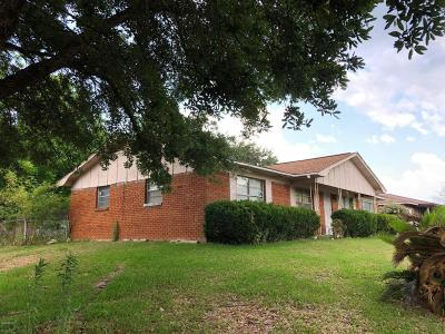 Gulfport Single Family Home For Sale: 417 Darby St