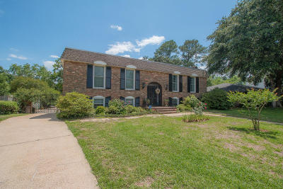 Gulfport Single Family Home For Sale: 117 Woodhaven Dr
