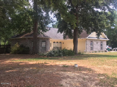 Biloxi Single Family Home For Sale: 12468 Raintree Pl
