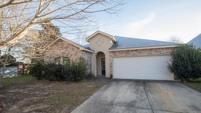 Gulfport Single Family Home For Sale: 10395 English Manor Dr