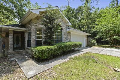 Diamondhead Single Family Home For Sale: 9716 Kaena Pl