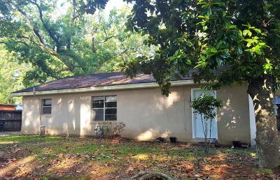 Ocean Springs Single Family Home For Sale: 1015 Chaney St