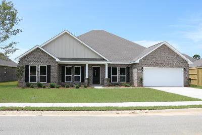 Ocean Springs Single Family Home For Sale: 6601 Sugarcane Cir