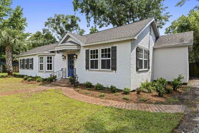 Bay St. Louis Single Family Home For Sale: 306 Demontluzin Ave