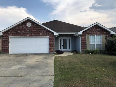 Gulfport Single Family Home For Sale: 18037 Green Leaves Dr