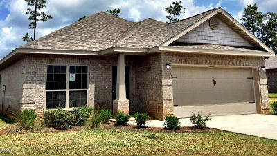 Biloxi Single Family Home For Sale: 15601 Ollie Ln