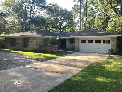 Biloxi MS Single Family Home For Sale: $296,500