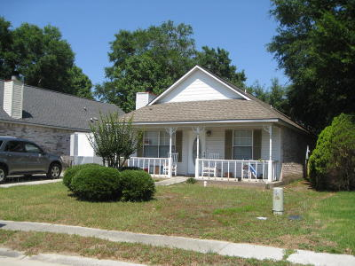 Gulfport Single Family Home For Sale: 404 St Charles Ct