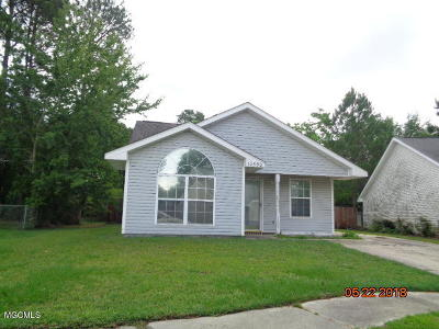 Gulfport Single Family Home For Sale: 10690 E Bay Tree Dr