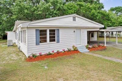 Gulfport Single Family Home For Sale: 1266 24th St