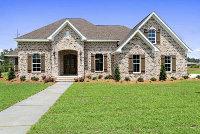 Ocean Springs Single Family Home For Sale: 9919 Mockingbird