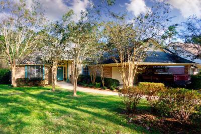 Gulfport Single Family Home For Sale: 13674 Tara Hills Cir