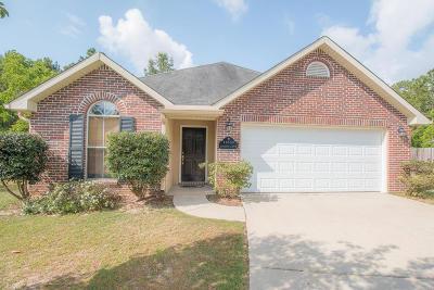 Gulfport Single Family Home For Sale: 14650 Dawn Cv
