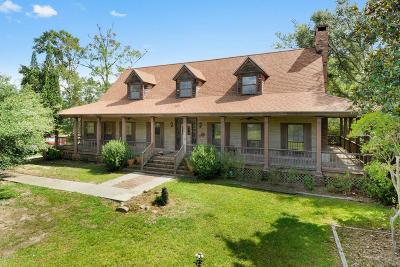 Pass Christian Single Family Home For Sale: 4556 Robin Ln
