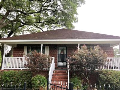Biloxi MS Single Family Home For Sale: $95,000