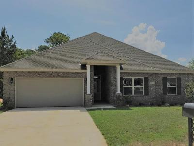 Gulfport Single Family Home For Sale: 10795 Chapelwood Dr