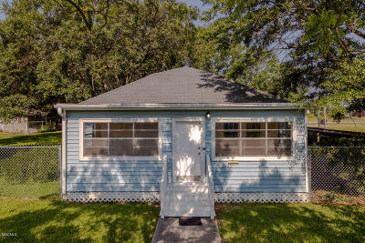 Gulfport Single Family Home For Sale: 1109 39th Ave