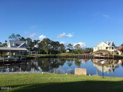 Pass Christian Residential Lots & Land For Sale: 141 Hillcrest Dr