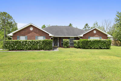 Gulfport Single Family Home For Sale: 11321 Peyton Dr