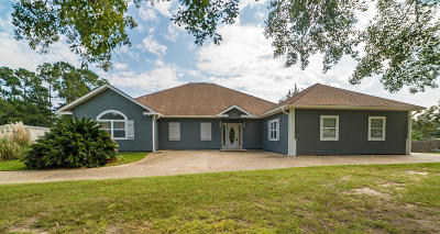 Biloxi Single Family Home For Sale: 701 S Hill Ct