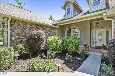 Diamondhead Single Family Home For Sale: 69234 E Diamondhead Dr
