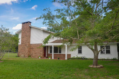 Gulfport Single Family Home For Sale: 16123 Robinson Rd