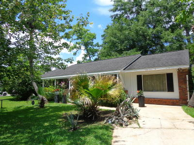 Biloxi MS Single Family Home For Sale: $97,000
