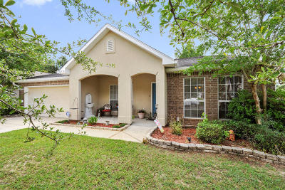 Gulfport Single Family Home For Sale: 10575 Steeple Chase Dr