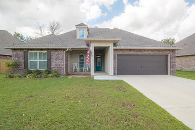 Biloxi Single Family Home For Sale: 9161 Natures Trail Pl