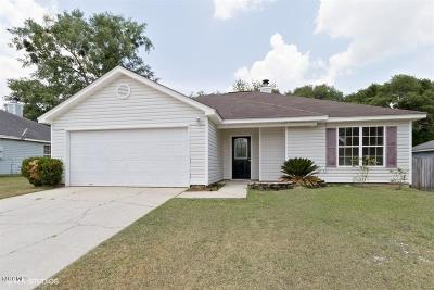 Gulfport Single Family Home For Sale: 12111 Five Oaks Dr