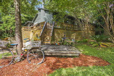 Ocean Springs Single Family Home For Sale: 500 Forest Hill Dr